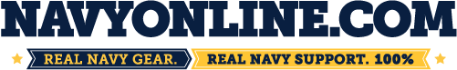 Real Navy Gear Real Navy Support 100 Percent | Official U.S. Naval Academy Store