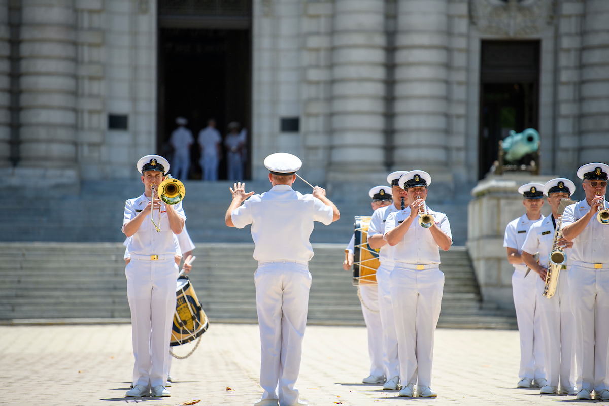 Naval Academy Songs