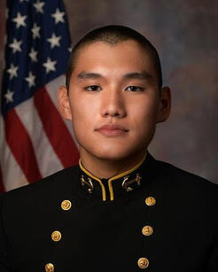 Justin Chu, Midshipman Second Class